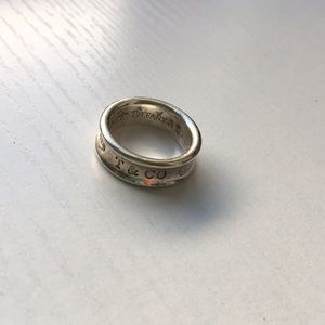 Tiffany's Ring - Size 6